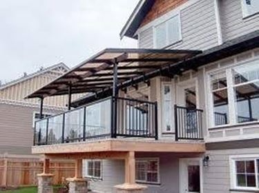 coperture per terrazze - Pergole Tettoie Giardino