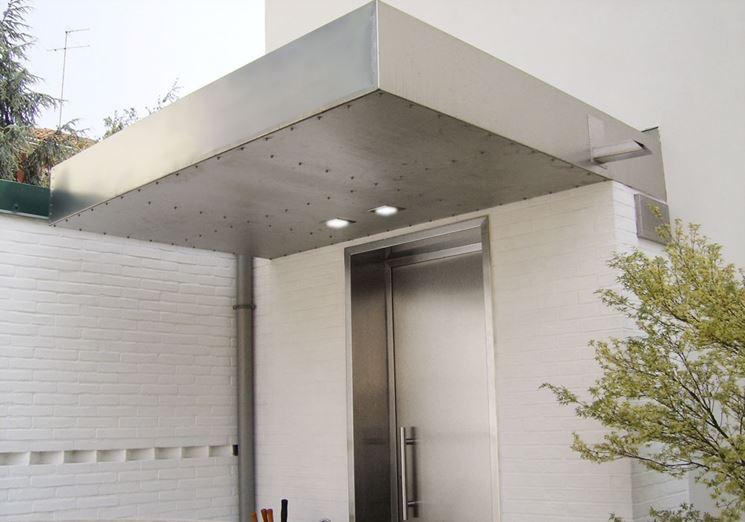 pensiline acciaio inox pergole tettoie giardino. Black Bedroom Furniture Sets. Home Design Ideas