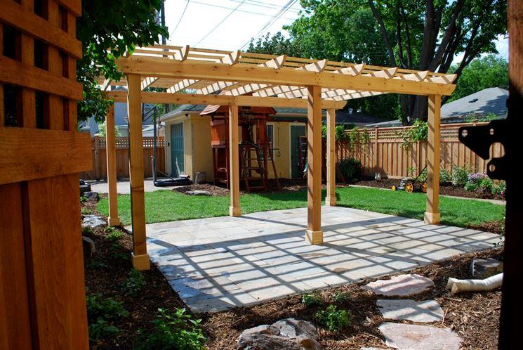 pergolato fai da te pergole tettoie giardino realizzare tettoia. Black Bedroom Furniture Sets. Home Design Ideas
