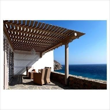Tettoie per balconi pergole tettoie giardino for Arredo per balconi