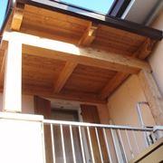 tettoie per balconi