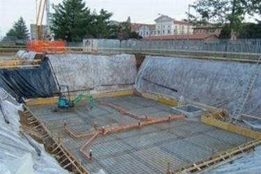 Costruire la piscina piscine costruire la piscina - Piscina in muratura ...