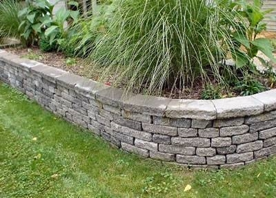 Pietre Da Giardino Per Aiuole : Aiuole in pietra progettazione giardino
