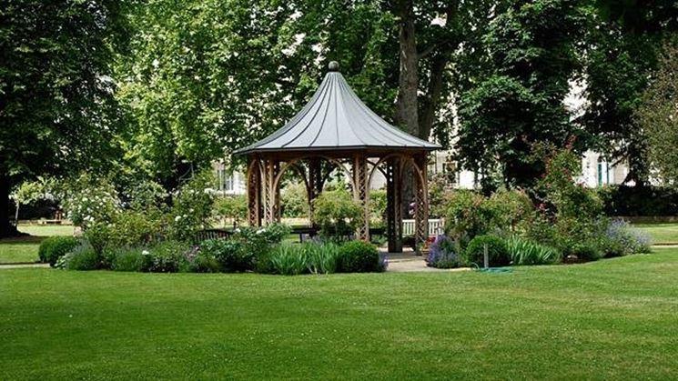 allestimento giardini progettazione giardino