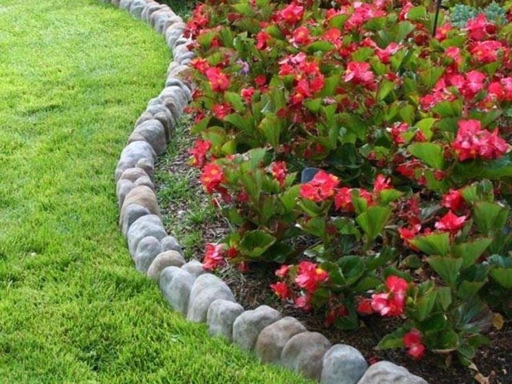 Bordura per aiuole progettazione giardino for Bordura giardino