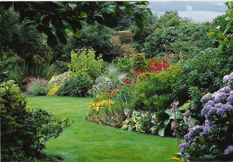 Disegno giardino progettazione giardino for Disegnare giardini