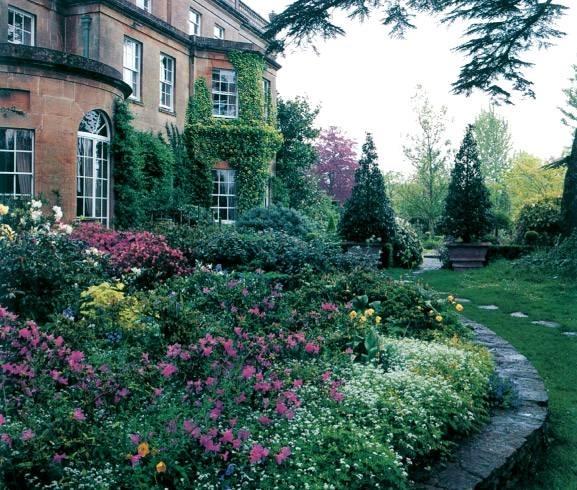 Esempi di giardino progettazione giardino - Giardino rustico ...