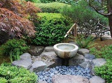 Giardini Moderni Zen : Giardini moderni progettazione giardino