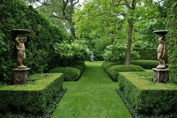 giardino formale