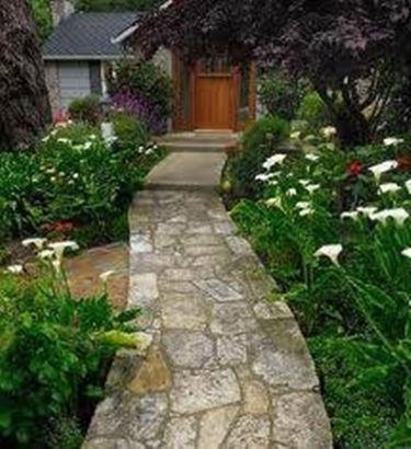 Mobili lavelli bordure per vialetto giardino for Idee per giardini piccoli