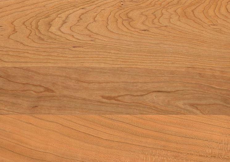 Particolare legno ciliegio