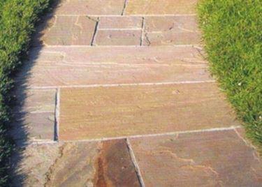 pavimentazione giardino con pietre naturali