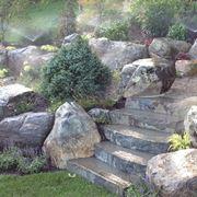 Pietre per giardino progettazione giardino - Rocce da giardino ...