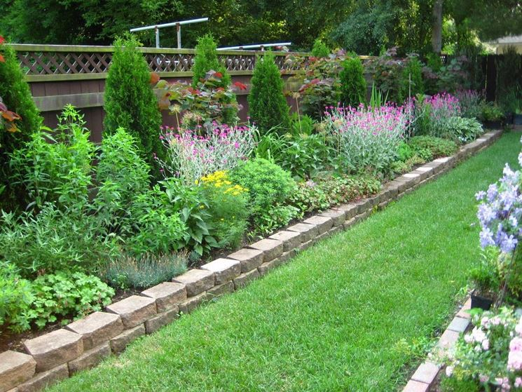 Favoloso progettare giardino - Progettazione Giardino IZ99