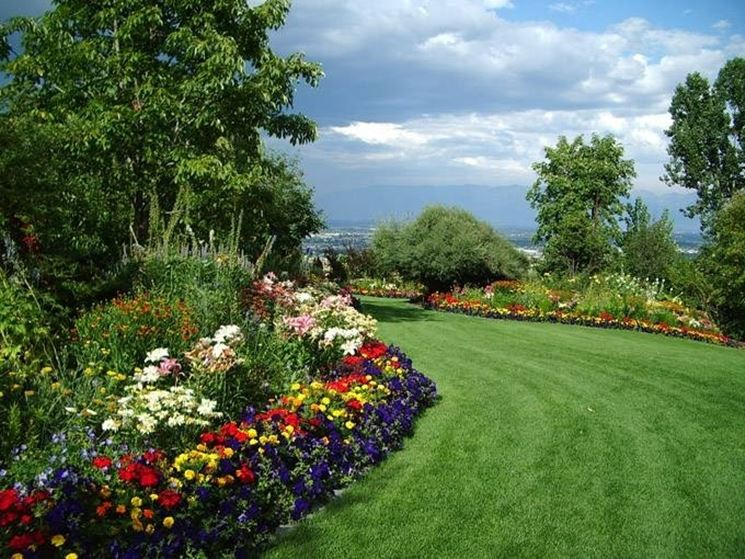 Progettare un giardino progettazione giardino for Progettare un giardino