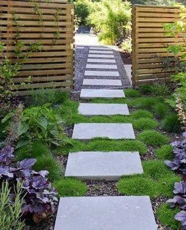 Casa immobiliare, accessori: Progettare un piccolo giardino