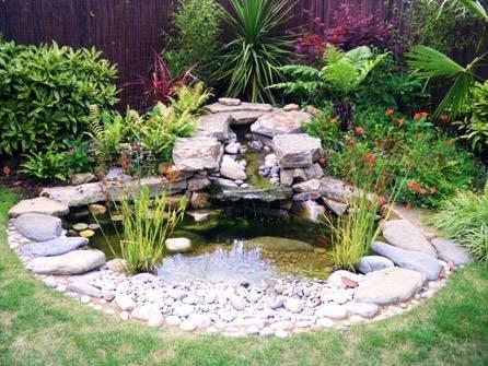 progettare un piccolo giardino - progettazione giardino - Piccolo Giardino Allitaliana