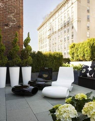 Progettazione terrazzi progettazione giardino - Arredo terrazzo design ...