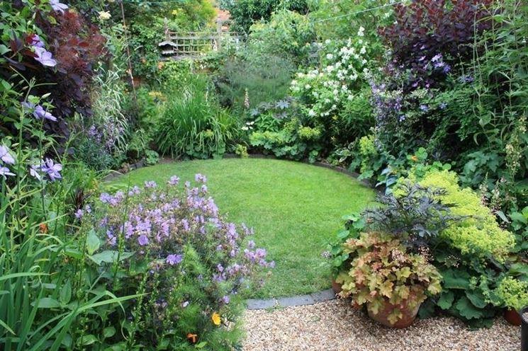 Estremamente progetti giardini piccoli - Progettazione Giardino MY08