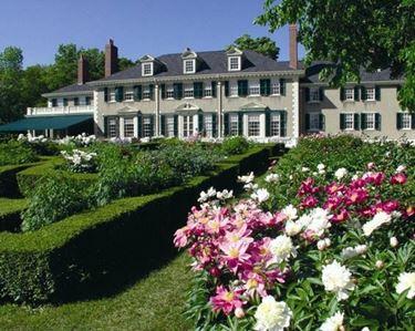 giardino stile formale