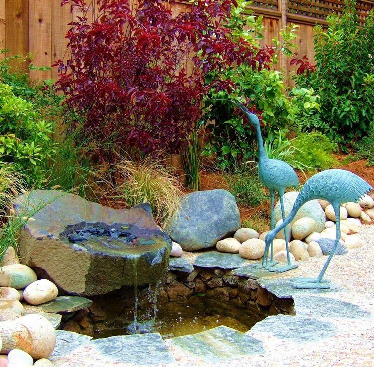 giardino stile asiatico