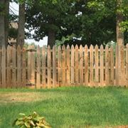 recinzioni in legno fai da te