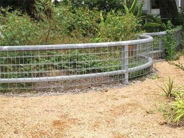 recinzione giardino