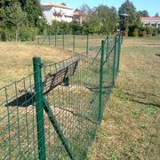 Una rete da recinzione del giardino rappresenta senzaltro una ...