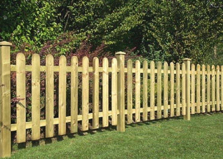 Recinzioni per giardino recinzioni recinzioni giardino - Recinti in legno da giardino ...