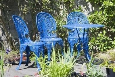 Sedie Da Giardino In Ferro : Sedie da giardino in ferro tavoli e sedie