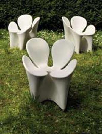 sedie da giardino in plastica - Tavoli e Sedie