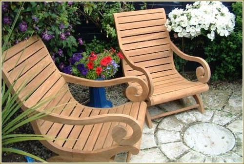 Sedie da giardino in legno sedie per giardino sedie in legno