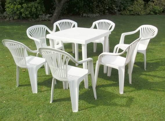 Sedie per giardino tavoli e sedie for Tavoli arredo 3