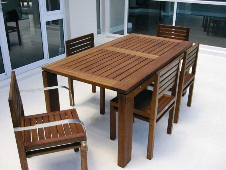Tavoli da esterni tavoli e sedie for Sedie giardino esterni