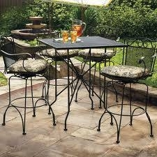 tavoli da giardino in ferro battuto - Tavoli e Sedie
