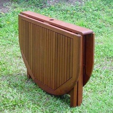 Tavoli da giardino pieghevoli tavoli e sedie - Tavolo pieghevole con maniglia ...