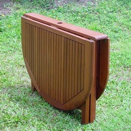 Tavoli da giardino pieghevoli tavoli e sedie - Tavolo pieghevole da giardino ...