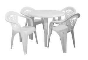 Tavoli da giardino plastica tavoli e sedie for Arredo giardino in plastica