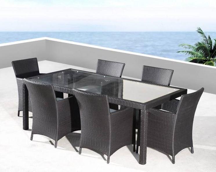 Tavoli e sedie da giardino tavoli e sedie - Tavolino esterno ...