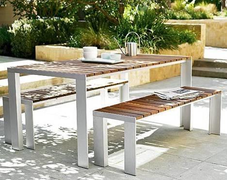 Tavoli esterno tavoli e sedie for Tavolo sedie esterno