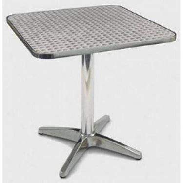 tavolo esterno alluminio