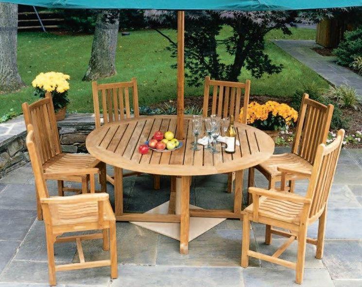Tavolini da giardino tavoli e sedie - Tavolo e sedie da giardino ...