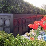 fioriere in ferro battuto