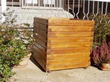 Fioriere legno - Fioriere - Fioriere legno - Vasi fioriere