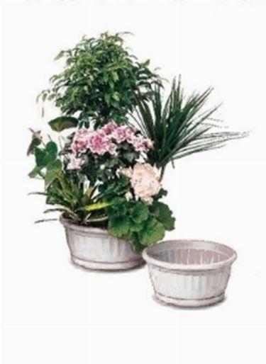 fioriere in plastica rotazionale