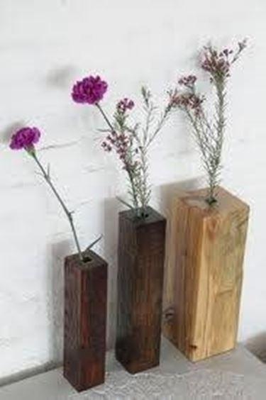 vasi arredamento legno