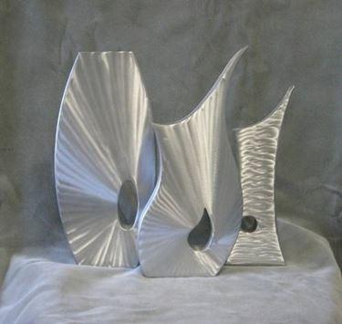 vasi arredo alluminio