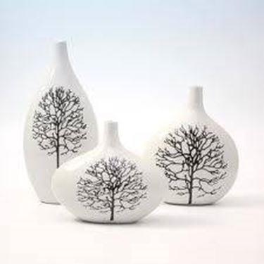 vaso design in ceramica