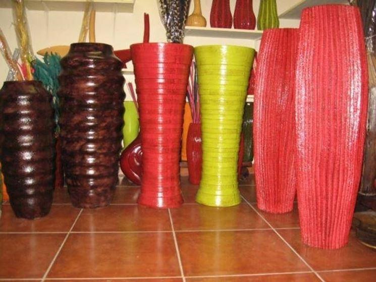 Vasi In Plastica Da Arredo.Vasi Giardino Resina Vasi
