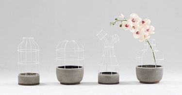 vasi in cemento
